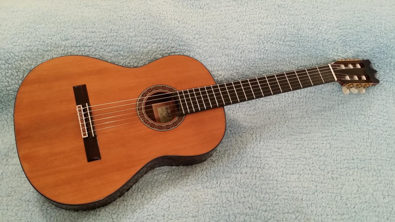 Josred Handmade Guitars Indian Rosewood Redwood Classical